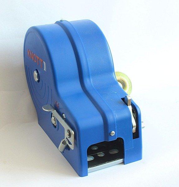 treuil 1150 kg sangle knott bo tier bleu unitrailer. Black Bedroom Furniture Sets. Home Design Ideas
