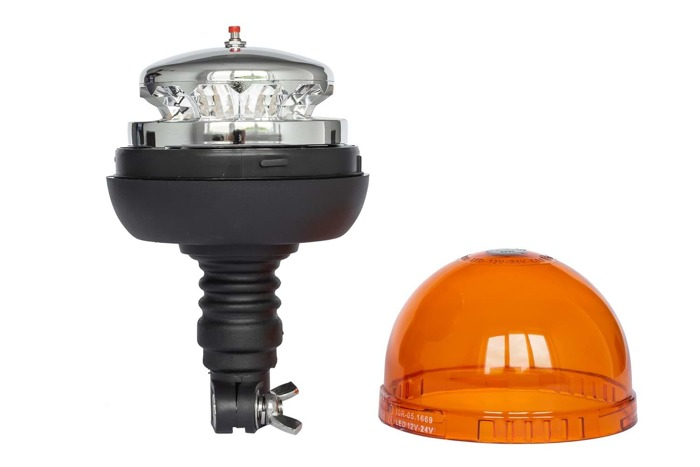 Balise orange POWER LED186H