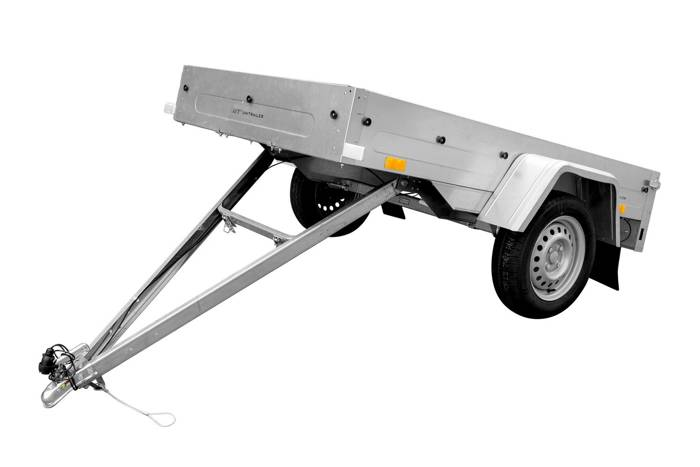 Remorque 195 x 111 PTAC 500 KG Home Trailer 200 OUTLET